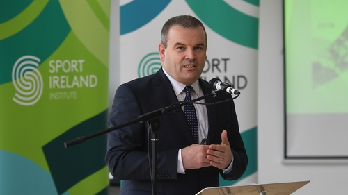 Liam Harbison, Director of the Sport Ireland Institute