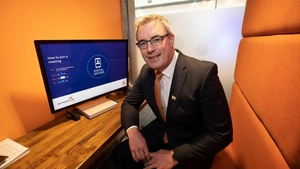 Patrick Farrell, the Director for Retail Banking at Permanent TSB