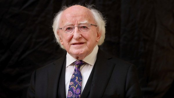 Michael D Higgins said that for all students the pandemic has been a testing time that has called for 'a profound spirit of endurance and shared humanity' from students
