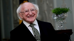 Michael D Higgins said 'the evidence of the damage being inflicted is so obvious and should be a concern to us all'