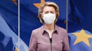 Ursula Von der Leyen said AstraZeneca had delivered only 30% of the 90 million vaccine doses it had promised
