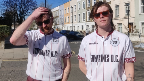Are Bohemians the Boys in the Better Land...?? These lads can play a bit.