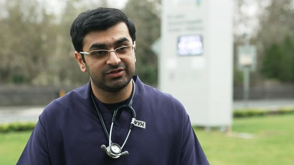 Dr Maaz Seerat, working in Ireland since 2015, has been unable to secure a consultant post