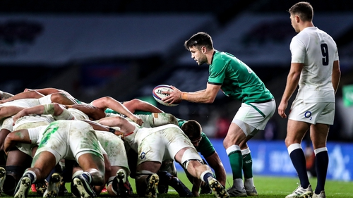 Ireland are looking to avoid a fifth successive defeat to England this weekend