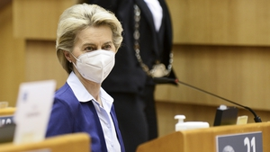 Ursula von der Leyen described the pandemic as the 'crisis of the century'
