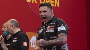"""Gerwyn Price: """"Every game I play is really tough because everyone's raising their game against me."""""""