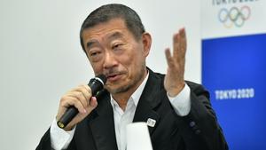 Hiroshi Sasaki described a popular female Japanese entertainer as an 'Olympig'