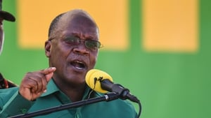 John Magufuli had not been seen in public for several weeks