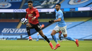 Marcus Rashford has already played 44 times this season