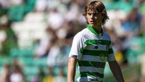 Luca Connell has struggled to get minutes at Celtic