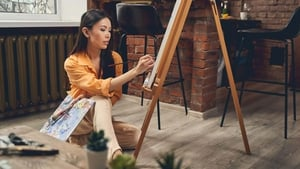 Creating art could have a positive impact on your mental wellbeing.