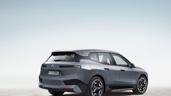 BMW's new i 4 electric SUV production has been brought forward.