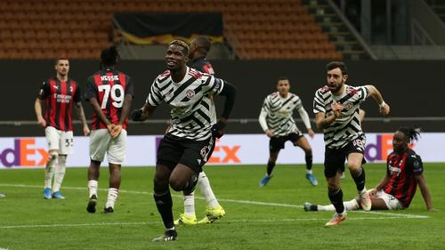 Manchester United face Granada in the Europa League