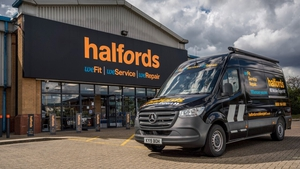 Halfords has proposed a full-year dividend per share of nine pence