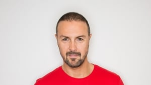 """Paddy McGuinness: """"It's strange doing the show having no audience or anything else in the room."""""""
