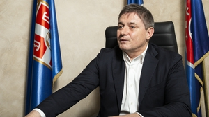 Dragan Stojkovic: 'We are aiming for nothing less than a maximum nine points'