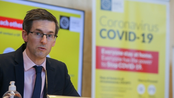 'I would urge anyone now who is offered the vaccine to take it,' Dr Ronan Glynn said (Image: Rolling News)
