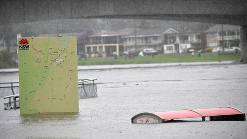 Floodwaters have risen in several areas, prompting mass evacuations