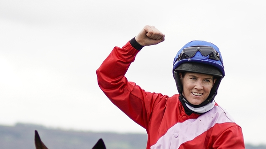 Blackmore's Cheltenham success leads the way for female jockys