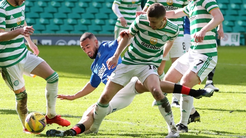 Celtic had more shots and possession but couldn't find a winner