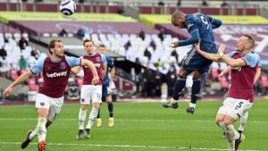Alexandre Lacazette levels for Arsenal