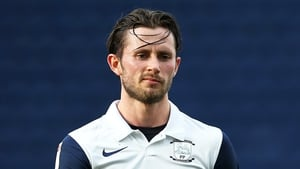 Preston's Irish midfielder learned of Neil's exit shortly before appearing at an Ireland press conference
