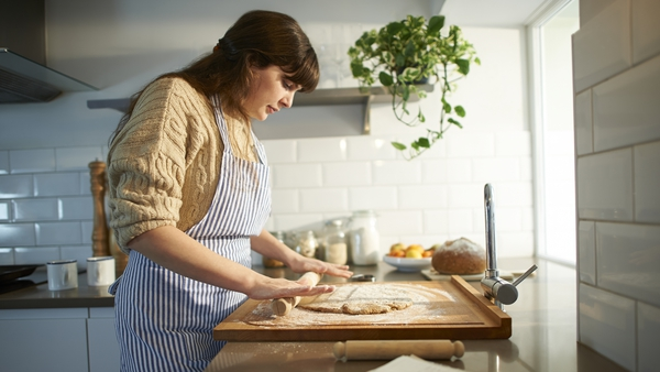 Cookery is among the range of courses on offer (stock image)