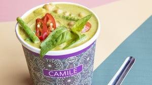 Camile Thai was already heavily focused on takeaway and delivery, so was well-positioned for growth during the pandemic