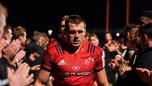 CJ Stander will play his last Pro14 game this weekend