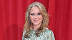 """Kellie Bright - """"I believe it was meant to be"""" Photo: PA Images"""