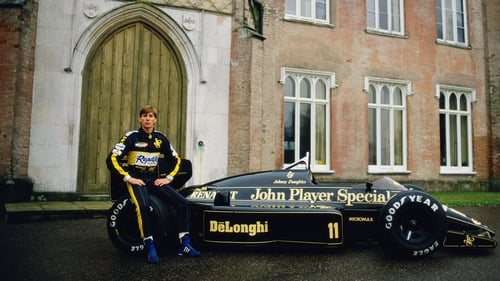 The self-styled Johnny Dumfries spent the 1986 season in Formula One driving for Lotus