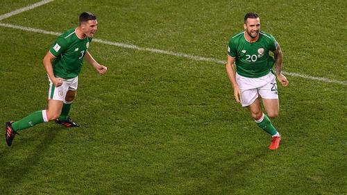 Ciaran Clark had given Shane Duffy his backing despite the Derry man's struggles at Celtic