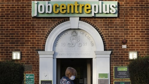 The UK unemployment rate unexpectedly fell for a second month in a row to 4.9%