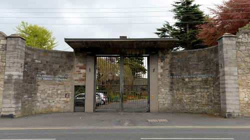 Dublin's Central Mental Hospital where Deidre Morley has been committed for further inpatient treatment by the Central Criminal Court.