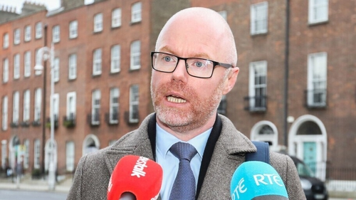OireachtasCommittee on Health wrote to Stephen Donnelly
