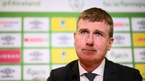 Ireland boss Stephen Kenny