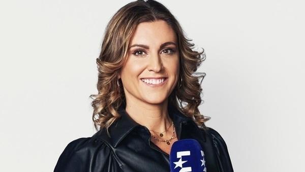 Sports broadcaster Orla Chennaoui