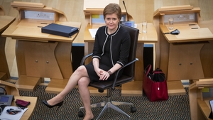 The parliamentary committee was investigating what Nicola Sturgeon knew and when about the allegations against Alex Salmond