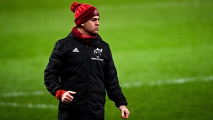 Johann van Graan will lead Munster into a final for the first time since his appointment in 2017