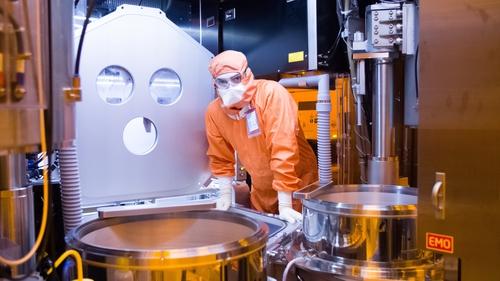 Intel already employs 4,500 people in Leixlip in Co Kildare