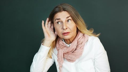 """""""Hearing difficulties associated with Covid-19 have been reported across a wide age range"""". Photo: Shurkin Son/ Shutterstock"""