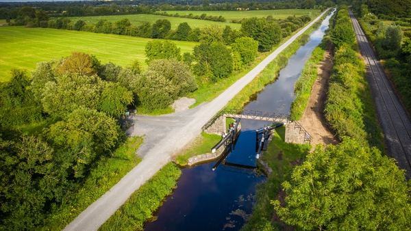 The Royal Canal greenway