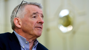 Ryanair group CEO Michael O'Leary says airline is 'reasonably confident and optimistic'