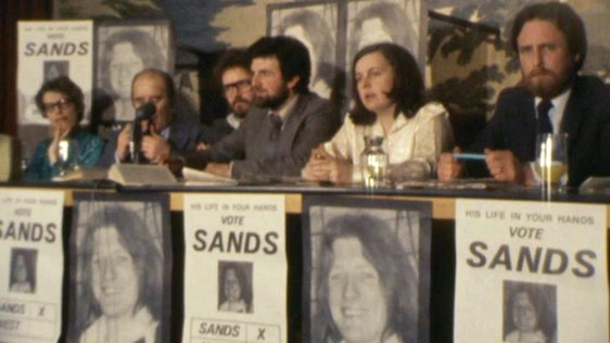 Bobby Sands By-Election News Conference (1981)