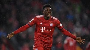Bayern Munich star Alphonso Davies was born in a refugee camp in Ghana before emigrating to Canada
