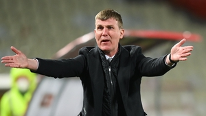 Stephen Kenny: 'I think the players were terrific