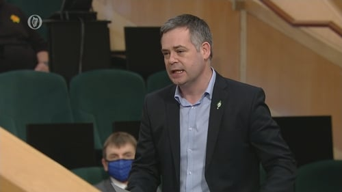 Pearse Doherty described the revelations as 'invasive' and 'unethical'