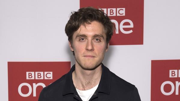 Jack Farthing - Filming Spencer in the UK