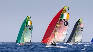 Both Irish teams had success in Lanzarote