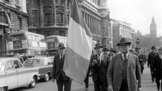 1916 Commemoration in London (1966)